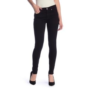 7 for all Mankind Roxanne Skinny Jeans Size 24